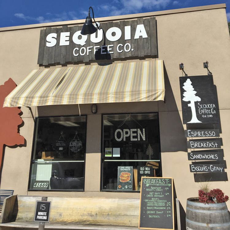Sequoia Coffee Co.